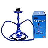 CHAMP - Belle Chicha 2 Tuyaux - Narguilé - Hookah - 45cm - Disponible en Rouge,...