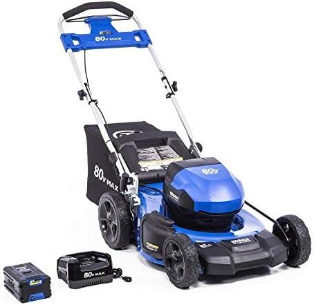 Kobalt 80-Volt 21-in Push Cordless Electric Lawn Mower