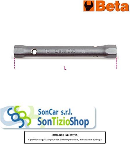 Beta 935 Chiavi Tubo 6X7, 6x7 mm