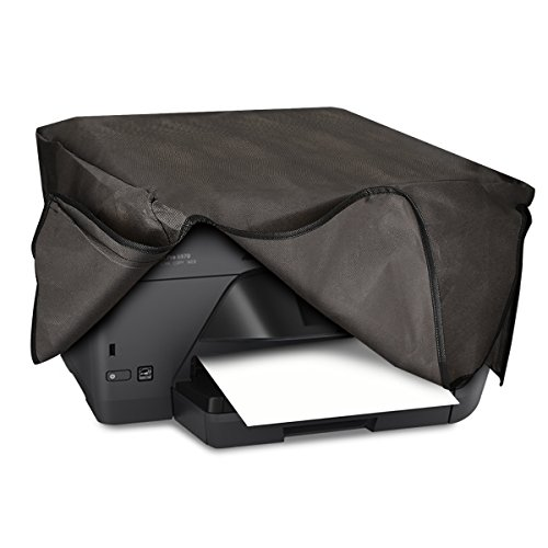 kwmobile Hülle kompatibel mit HP OfficeJet Pro 6000series - Drucker Staubschutzhülle Schutzhaube Schutzhülle - Dunkelgrau