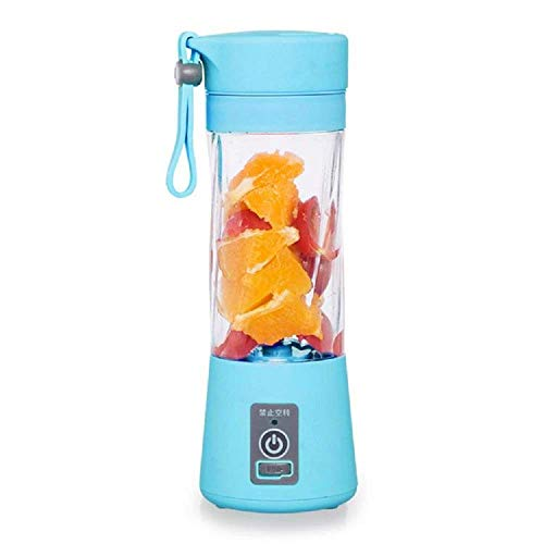 Molilove Multifunctional Juice Cup,Portable Blender,Personal Size Blender,USB Rechargeable Juicer Cup,Smoothies and Shakes Juicer Cup,Personal Size Juice Cup