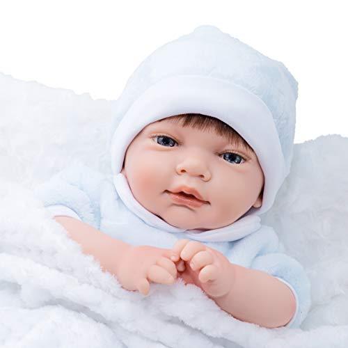MARÍA JESÚS Bebe Reborn simulación 734, muñecas Bebes para niñas, Bebes Reborn, muñecos Reborn, Baby Reborn