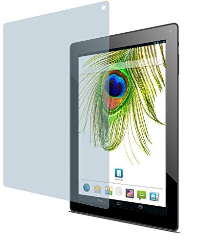 4ProTec I Odys Gate (2 Stück) Premium Bildschirmschutzfolie Displayschutzfolie kristallklar Schutzhülle Bildschirmschutz Bildschirmfolie Folie