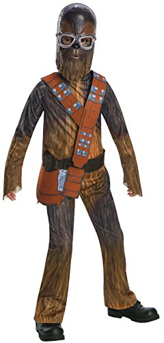 Rubie's Solo: A Star Wars Story Chewbacca Child's Costume, Large