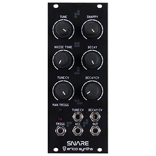 Great Features Of Erica Synths Snare Drum Module
