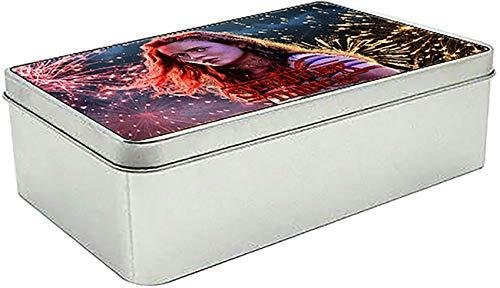 Stranger Things MAX Sadie Sink Caja Lata Metal Tin Box