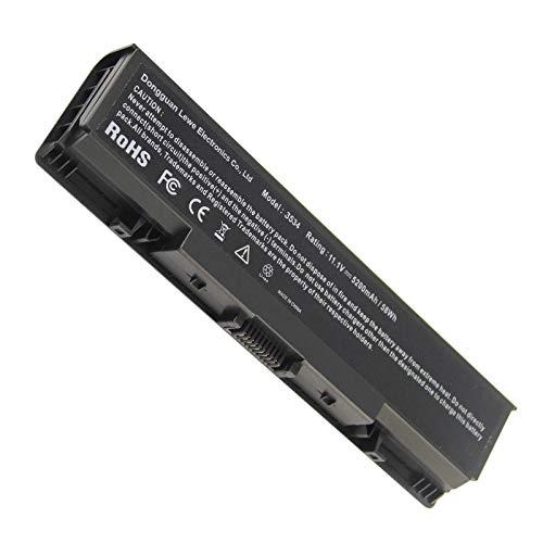 New Laptop Battery for Dell 1521 1520 1721 pp22l pp22x ; Dell Vostro 1500 1700, fits P/N FK890 FP282 GK476 GK479-12 Months Warranty (6 Cells 11.1V 5200mAh)
