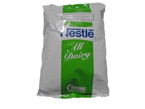 Nestle 1 kg de leche en polvo All Dairy Skimmed Milk Powder desnatada de uso alimentario soluble liofilizado Milk Powder