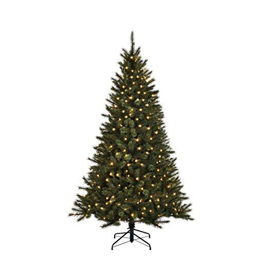 Black Box Trees Kunstkerstboom, groen, 215 cm