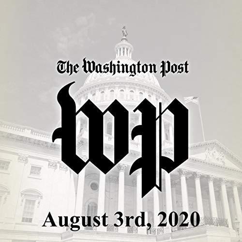 『August 3, 2020』のカバーアート