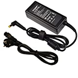 HQRP 19V AC Adaptateur Secteur/Chargeur CA Compatible avec Acer Aspire 1 3 ES 11 ES 17 ; A114-31 A315-31 A315-51 E5-575G ES1-132...