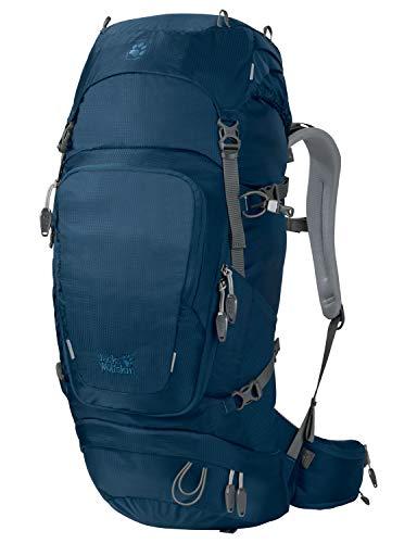Jack Wolfskin Orbit 28 Pack Sac à Dos de randonnée Hiking Backpacks (à 45 L) Adulte Unisexe, Poseidon Blue, One Size