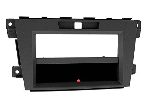 inbay – 1-DIN Lunetta de Radio avec Plateau Mazda CX-7 Bag Visage, Noir