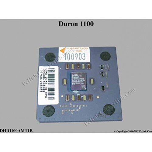 Prozessor CPU AMD DURON 1100 mhz 64KB CACHE SOCKET 462 DHD1100AMT1B