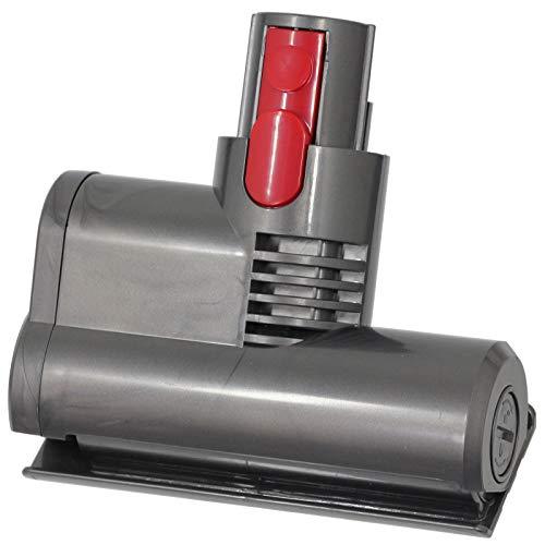 Brosse mini turbine Spares2go pour aspirateur sans fil Dyson V10, SV12, Cyclone, Animal, Absolute