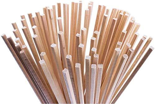 Bastoncini per zucchero filato quadrati da 30 CM   100 PEZZI