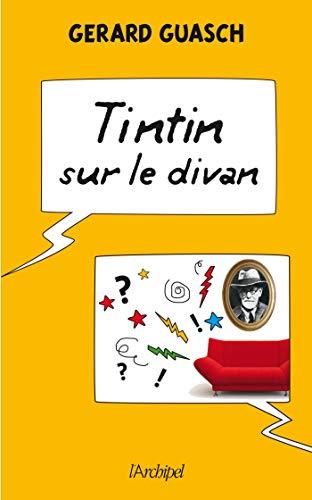 Tintin sur le divan