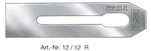 ECE PRIMUS-Lochhobeleisen (ohne Klappe) Eisenbreite 60 mm 12.60