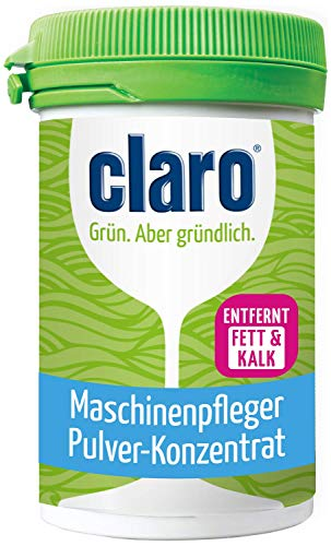 claro Öko Maschinenpfleger - Geschirrspüler-Reiniger 160g
