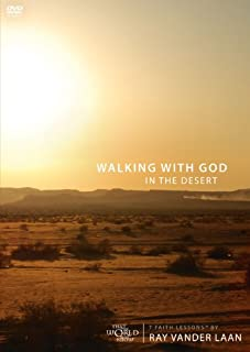 Walking with God in the Desert: Seven Faith Lessons