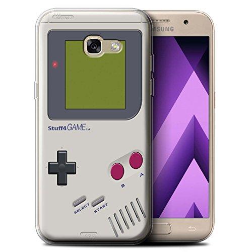 Hülle Für Samsung Galaxy A5 (2017) Spielkonsolen Nintendo Game Boy Design Transparent Dünn Flexibel Silikon Gel/TPU Schutz Handyhülle Case