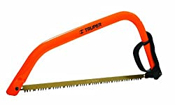 top 10 bow saws Truper 30255 saw, steel handle, 21 inch blade