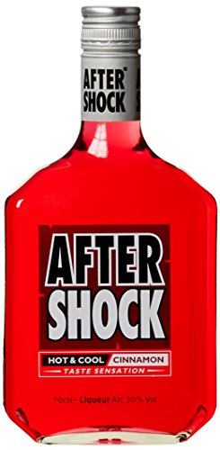 After Shock Hot & Cool Cinnamon Red (1 x 0.7 l)