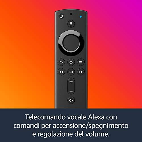Fire TV Stick con telecomando vocale Alexa | Lettore multimediale
