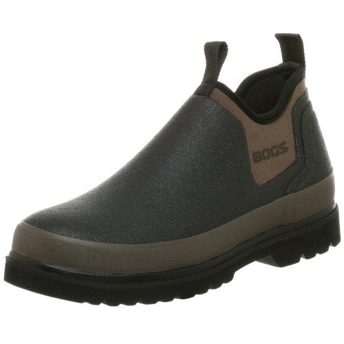 Bogs Men's Tillamook Bay Camo Slip On Waterproof Insulated Shoe