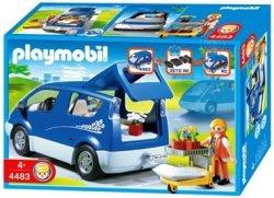PLAYMOBIL 4483 - Cityvan