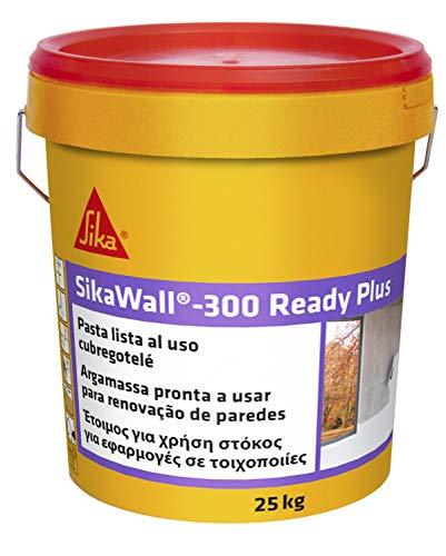 SikaWall-300 Ready Plus, Blanco, Pasta lista al uso para el
