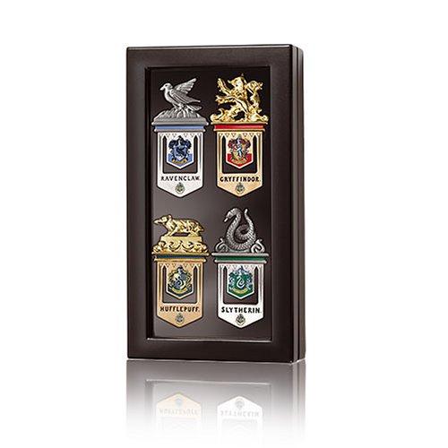 Noble Collection NNXT7039 - Harry Potter Segnalibri di Hogwarts