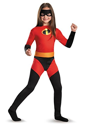 Disguise Big Girls' Violet Incredible Costume Large (10-12)