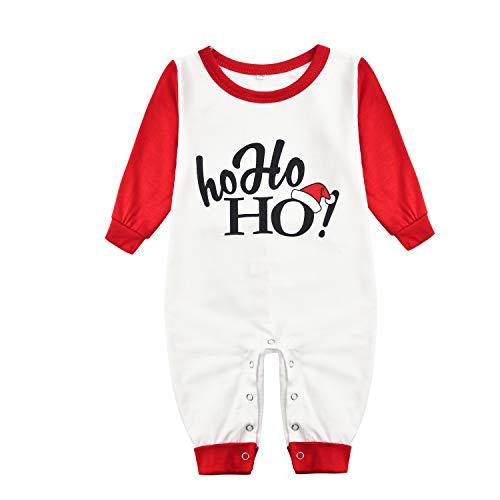 Kenebo Pyjama, sortiert, Familie, Weihnachten, Mann, Kostüm, Kinder Gr. 90 cm(24-3 Jahre), weiß