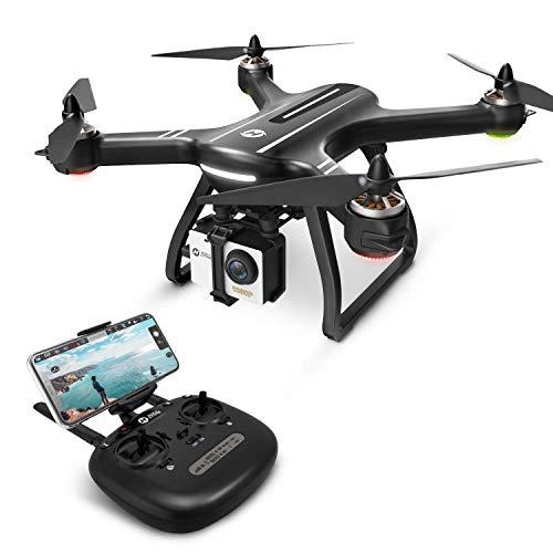 Holy Stone ドローン GPS搭載 ブラシレスモーター より安全 安定 1080P広角HDカメラ フライト時間20分 操縦...
