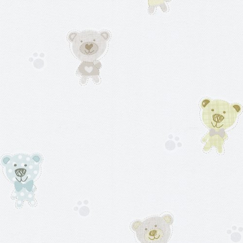 P+S 05579-10 PapierTapete International Kollektion Happy Kids, 12 Stück