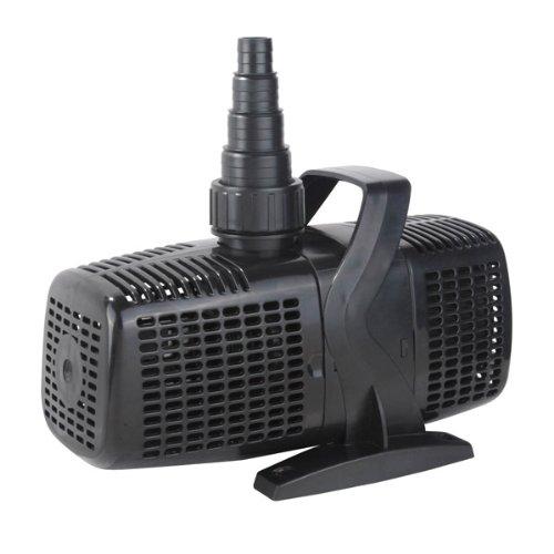 Mauk Teichpumpe Filterpumpe Bachlaufpumpe 70W 8000L/h