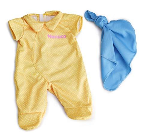 Nenuco- Ropita de diario, ropa de cama (Famosa 700015616)