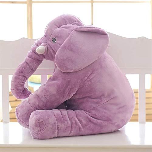 PFW Peluche de Juguete Elefante de los niños de la Almohadilla Suave Grande Infantil Elefante Juguetes Animales de Peluche Juguetes de Peluche del bebé muñeca de la Felpa Regalo de los niños