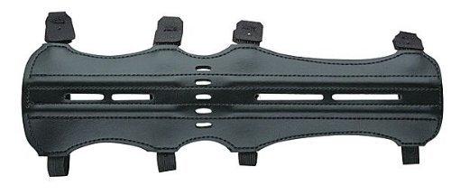 Herbertz Erwachsene Armschutz, Modell Standard, Zweiteilige Ausführung, Länge 29,5 cm Messer, Mehrfarbig, One Size