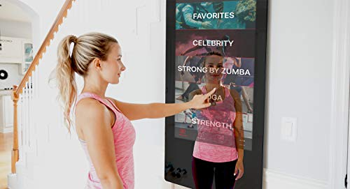 Product Image 3: Echelon Reflect 50in Touch Smart Connect Fitness Mirror , Black