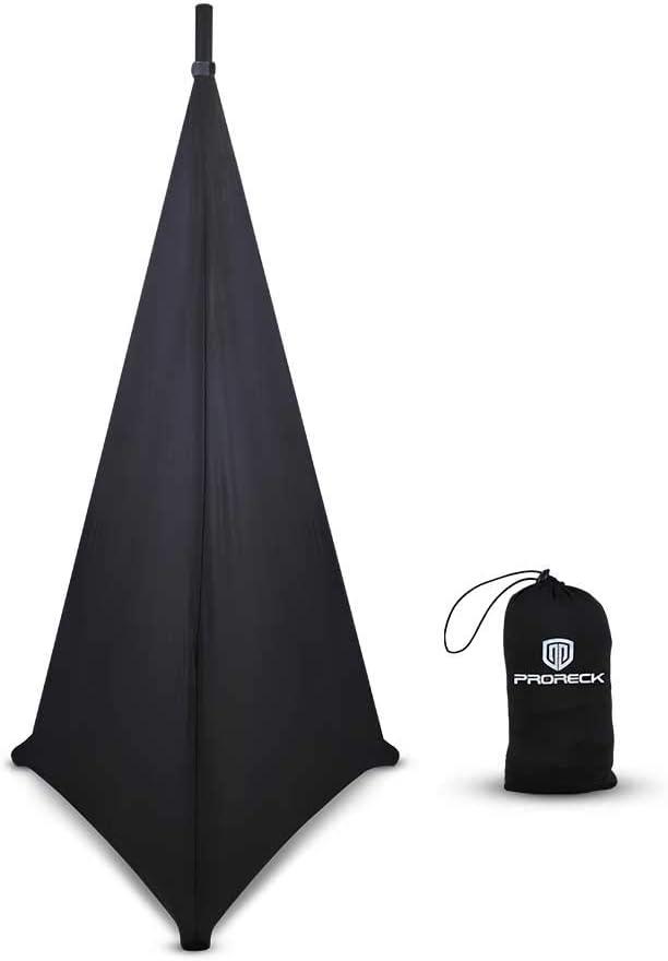 free PRORECK Speaker Stand Cover Tripod Skirt Degree Discount is also underway Skrim 360