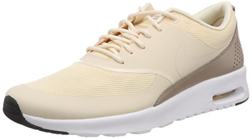 Nike Women's Air Max Thea Competition Running Shoes, Multicolour (Guava Ice/Guava Ice/Diffused Taupe/Black 804), 7.5 UK