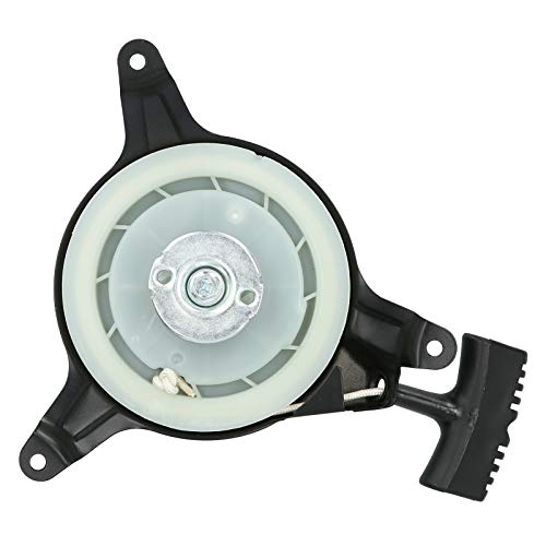Convinient Pull Starter Plate Cortadora de césped Pull Starter Anti rotura Durable GVC140 para tirar discos de arranque