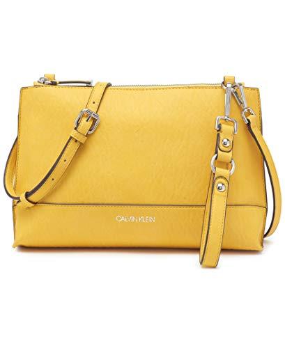 Calvin Klein Sonoma Key Item Novelty Crossbody, Marigold