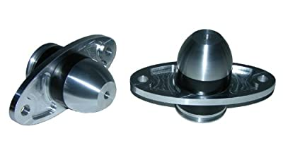 Prothane 6-505-BL Black Bullet Motor Mount