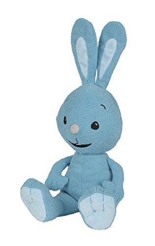 Simba Kikaninchen 109468308 - Schlenker Plüschfigur, blau