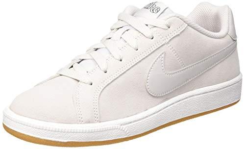 Nike Court Royale Suede, Scarpe da Ginnastica Uomo, Grigio (Vapste Grey/Vapste Grey/Black 014), 44 EU