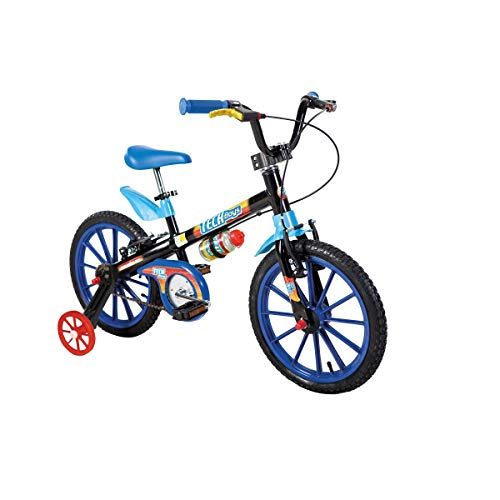Bicicleta Tech Boys Aro 16 Nathor