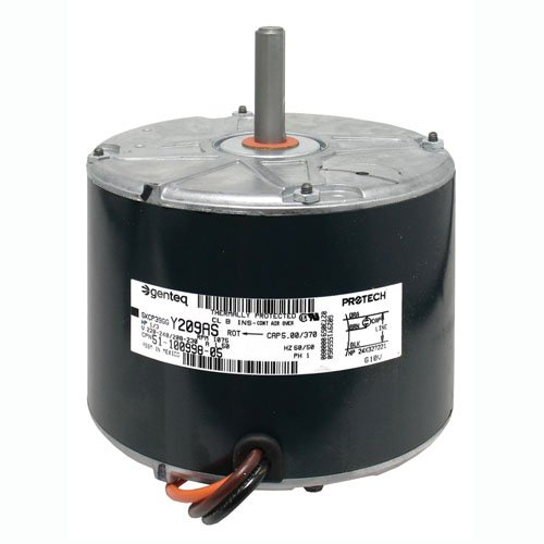 5KCP39GGY209AS - OEM Upgraded Condenser Fan Motor 1/3 HP 208-230 Volts 1075 RPM